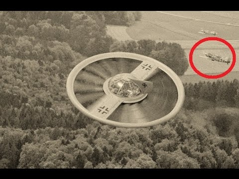 Germans . Beyond time and space. NAZI UFO 1935-1945. part3. Secret Nazi Experiments.