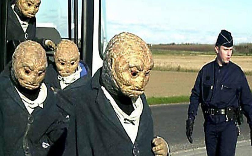 Alien Races – Race of Reptilians