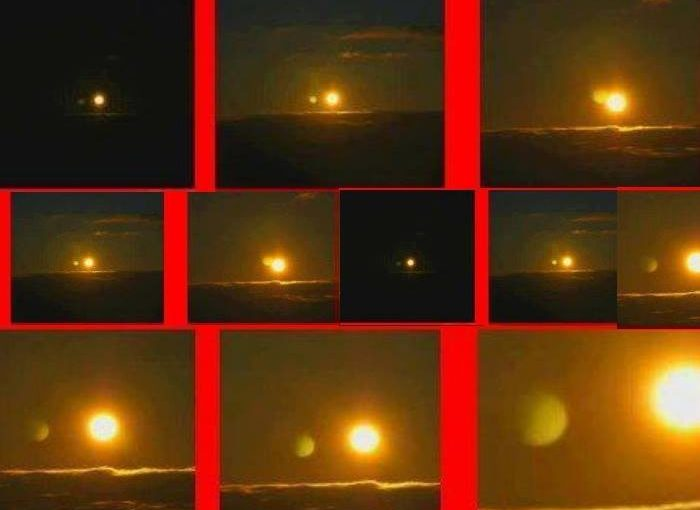 Nibiru exists! Planet X in pictures and video.  Nibiru-Planet X is not a planet but extraterrestrial spaceship!