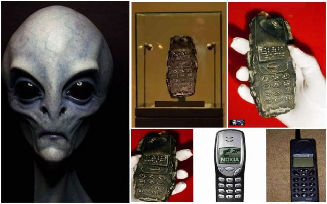 "What Is the Truth About the ""Mobile Phone 800 Years Old""? (Video)"
