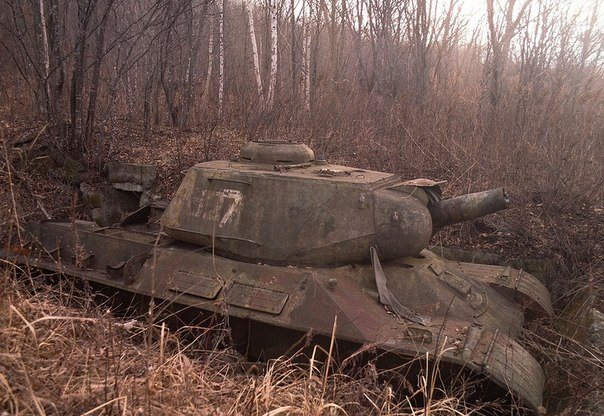 Must-See! Incredible battlefield relics of the Eastern Front World War II.