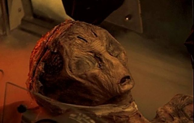 The gigantic mummy, perhaps the alien was discovered in the CHINA.