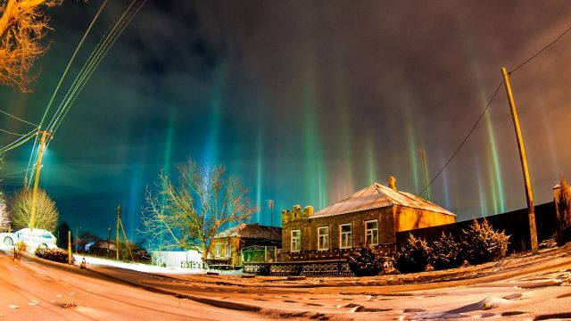 The Strange Phenomenon of Russian Villages, Opened the Portal to Another Dimension?