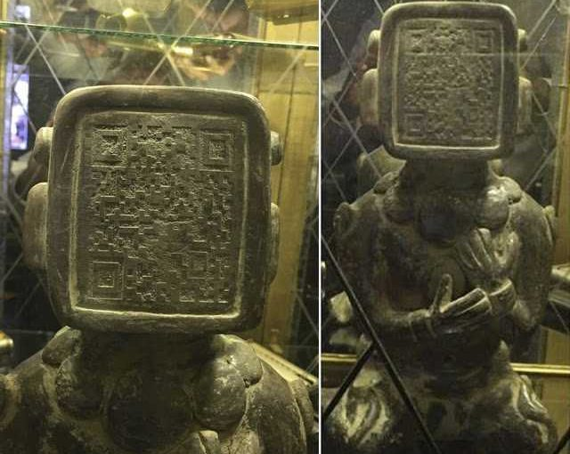 Ancient Mayan Statue Has Code – Mexican Artifacts about Aliens. VIDEOS.