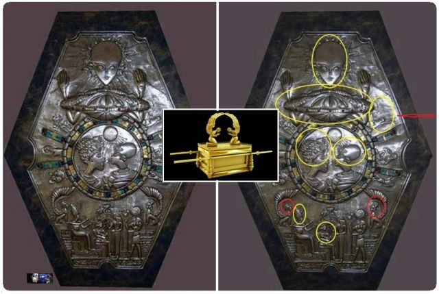 The Strange Medallion and Coins Found in a Tomb of the Ancient Egypt (Video)