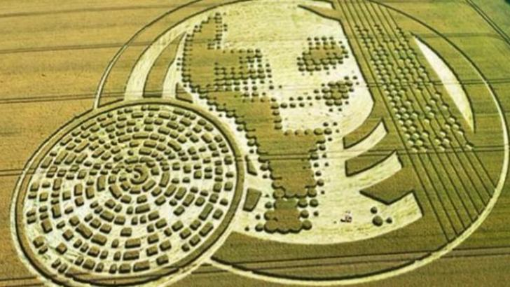 VIDEO: Crop circles and the music of the spheres – crop circles created sound?