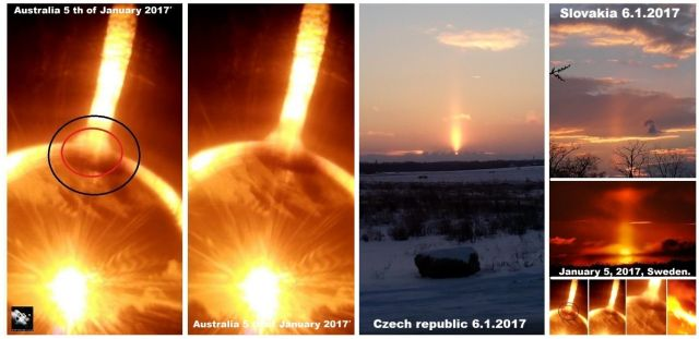 Something Really Mysterious Is Happening in the Last Days in the Sun – Judge for Yourself
