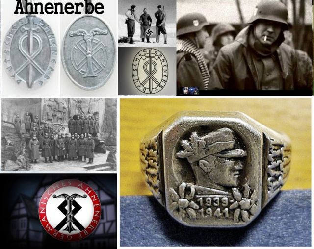 Ahnenerbe was Occult Office of the Third Reich Founded in 1935 (Video)