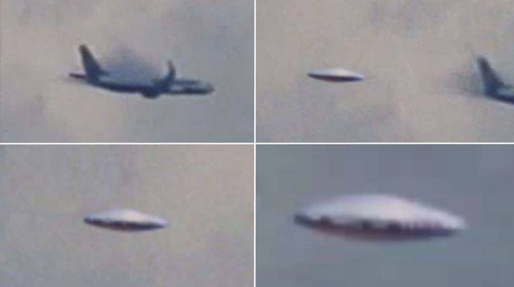 Visual stealth experiments  UFOs And Camouflage .