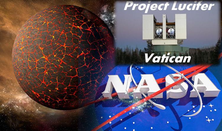 Video: NASA and Vatican follow the orbital trajectory of