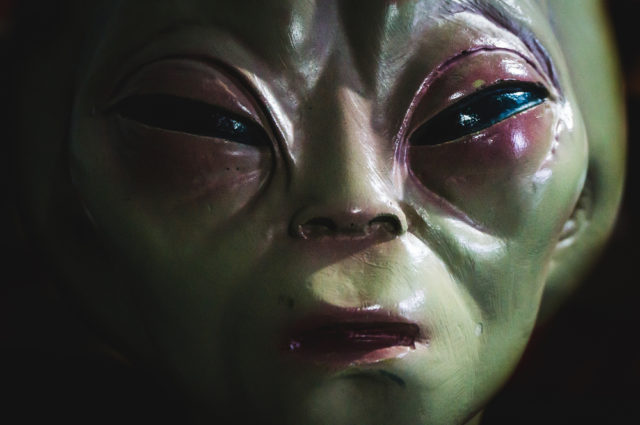 Newly declassified documents from the 1940s confirm the existence of aliens