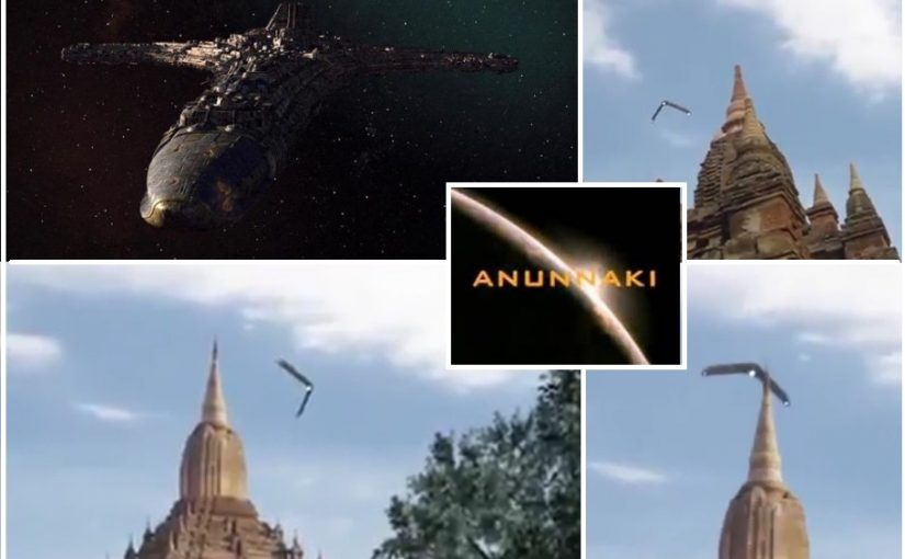 VIDEO: VIMANA or Anunnaki ship ?
