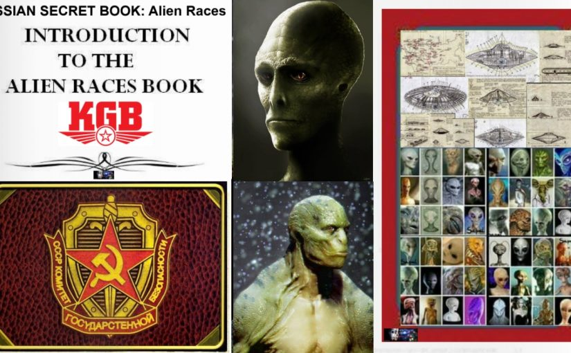 VIDEOS: Extraterrestrial beings. Alien. Part 1,2,3,4,5,6,7.8.9.10.11.RUSSIAN SECRET BOOK