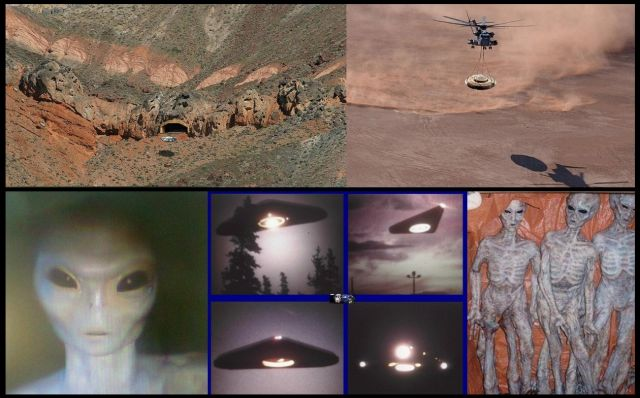 VIDEO: Governments have collected UFO information in the highest secrecy.