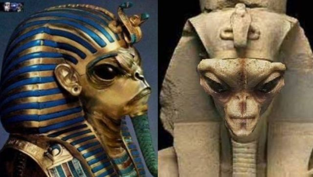 VIDEO: Egyptian gods came from the stars!