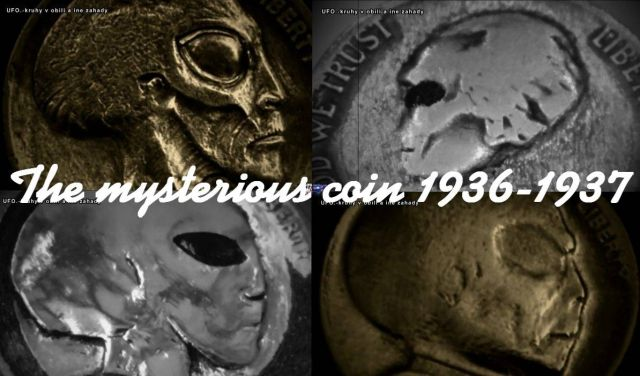 VIDEO: The mysterious coin 1936 -1937