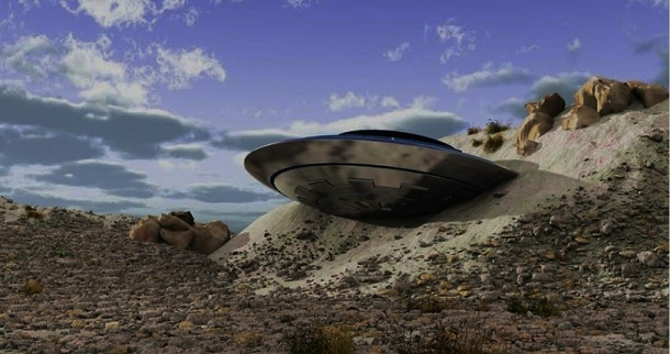 VIDEO: Crashed UFO or military machine? UFO Crash Near Laredo, Texas 1948