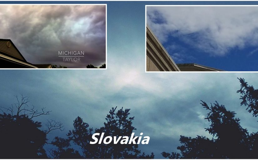 New Videos: Natural phenomenon or disguised triangle UFO?  Michigan and Slovakia!