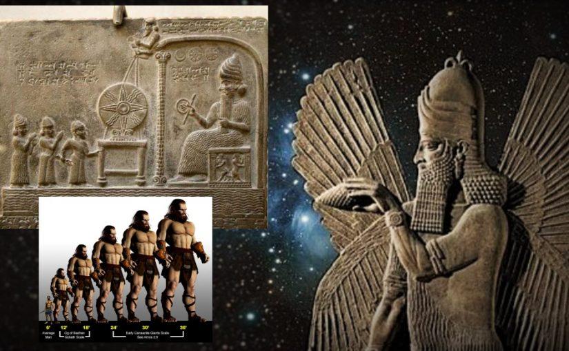 Anunnaki History: Anunnaki themselves were Titans!