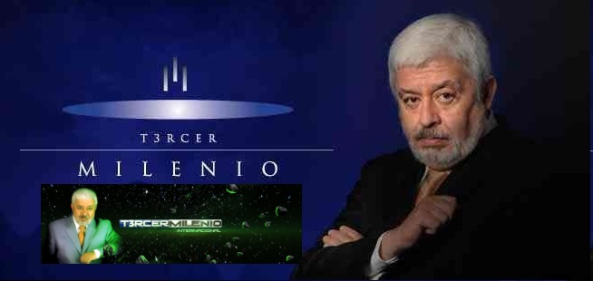 "Corpuscular ship – UFO contact. Slovakia.""TERCER MILENIO INTERNACIONAL"" with Jaime Maussan"