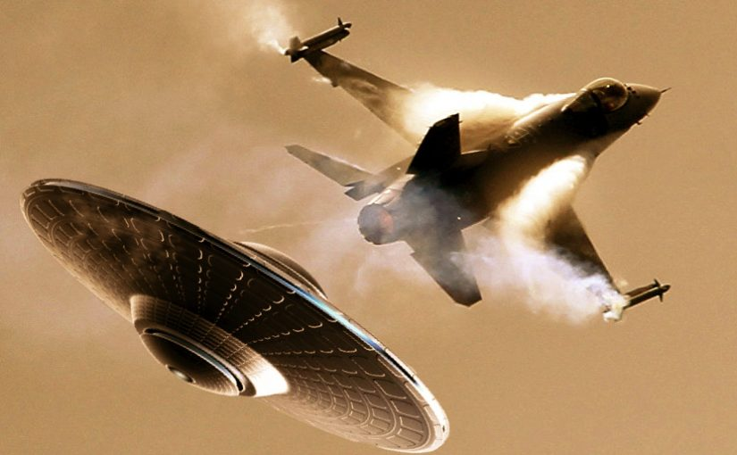 Two Exclusive Videos: Military Aircraft and UFOs!