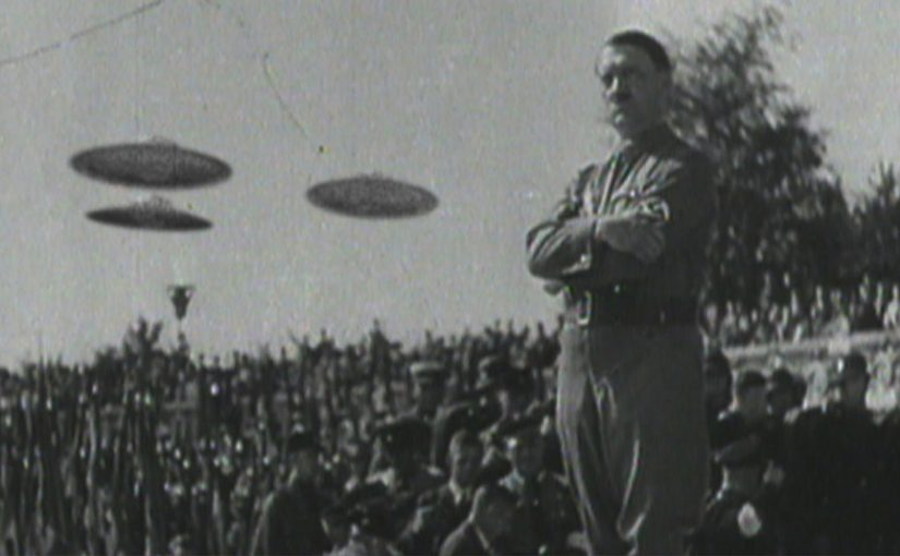 NAZI UFO 1935-1945. part 5.  Russian Documentary: , 'Third Reich – Operation UFO