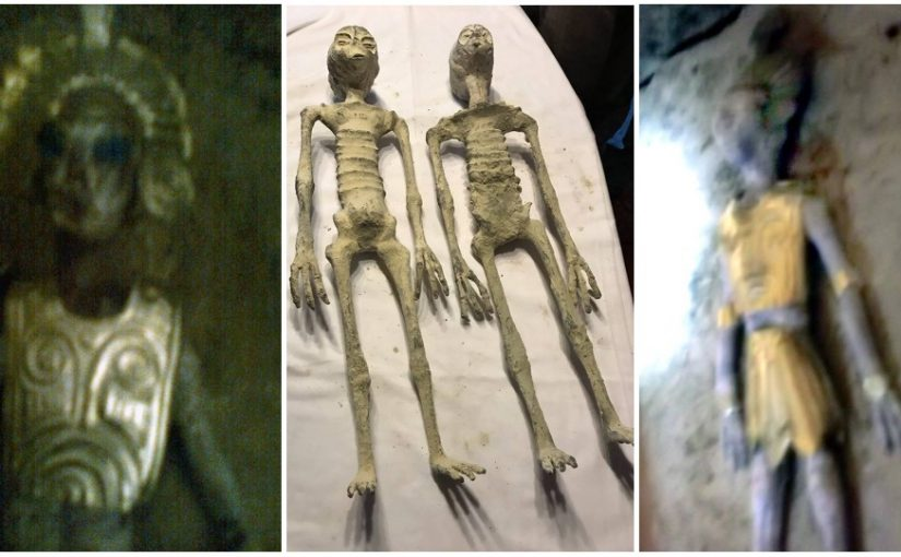 VIDEO: Nazca Mummy Conclusions of scientific experts at the meeting November 18, 2018