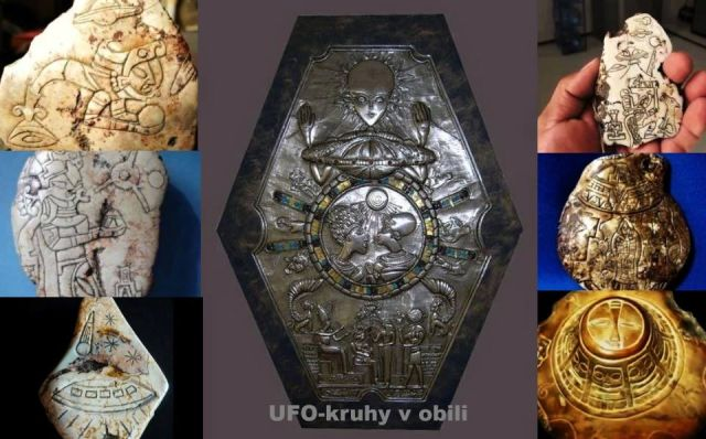 An Ancient Egyptian Medallion Is the Proof for Contact With Alien Races (Video)