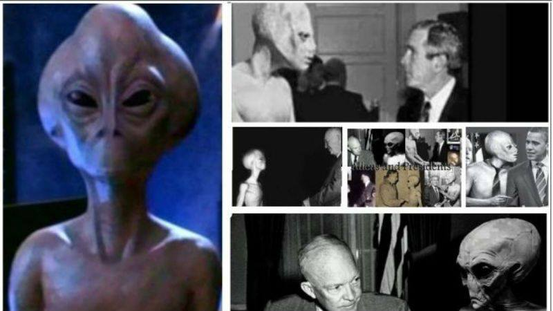 Does the Presidents and Governments In Contact With Extraterrestrials?