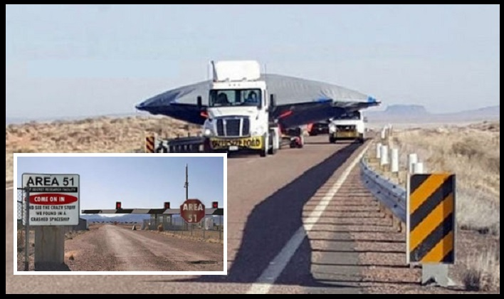 Old secret UFO recordings from 1970 – AREA 51