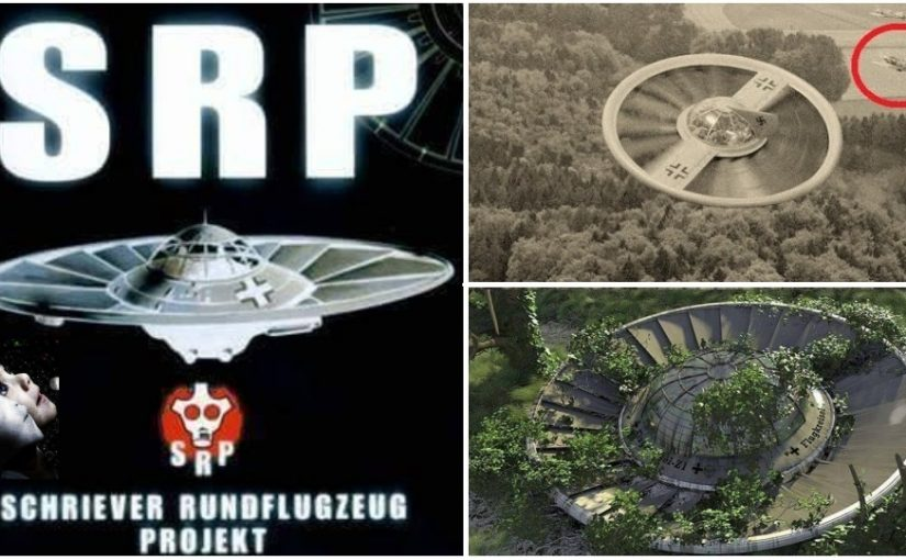 Beyond time and space. NAZI UFO 1935-1945.  Secret Nazi Experiments.The Schriever-Habermohl Project