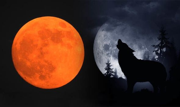 Total Lunar Eclipse in a few days… Monday Jan 21 Super Moon , Blood Moon, Wolf Moon .