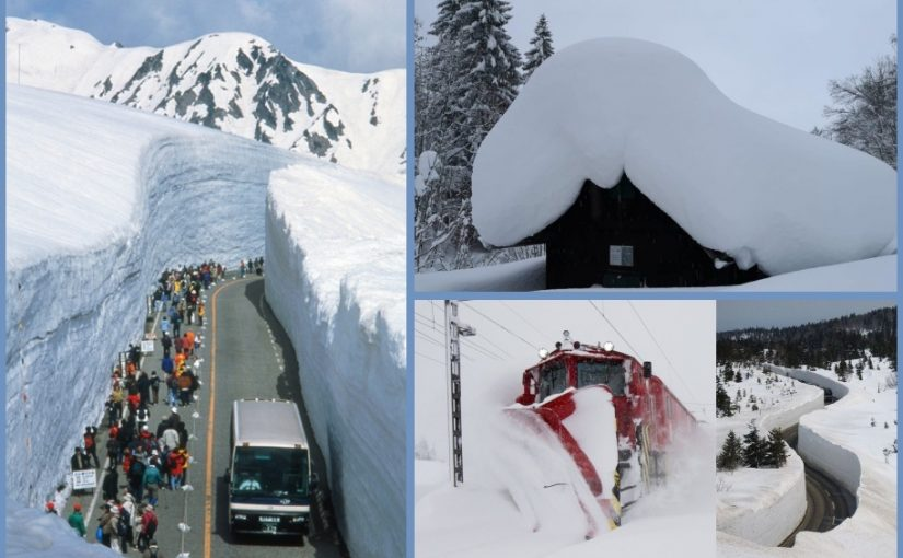 Four meters of snow fell in Austria. Declared state of disaster.