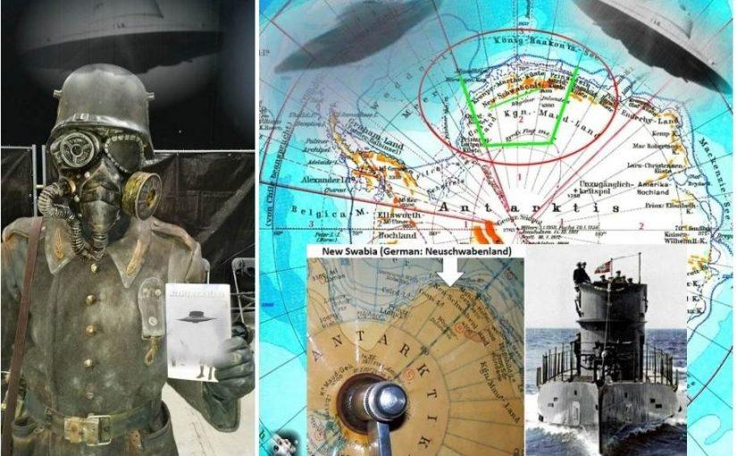 NAZI UFO -Top secret 1938-1945. New Swabia (German: Neuschwabenland) is an area of Antarctica between 20°E and 10°W in Queen Maud Land.