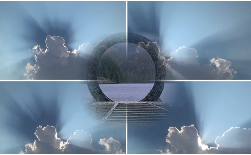 Strange phenomena rising from the heavens : Oopening a dimensional portal-stargate?  Apocalypse is coming?