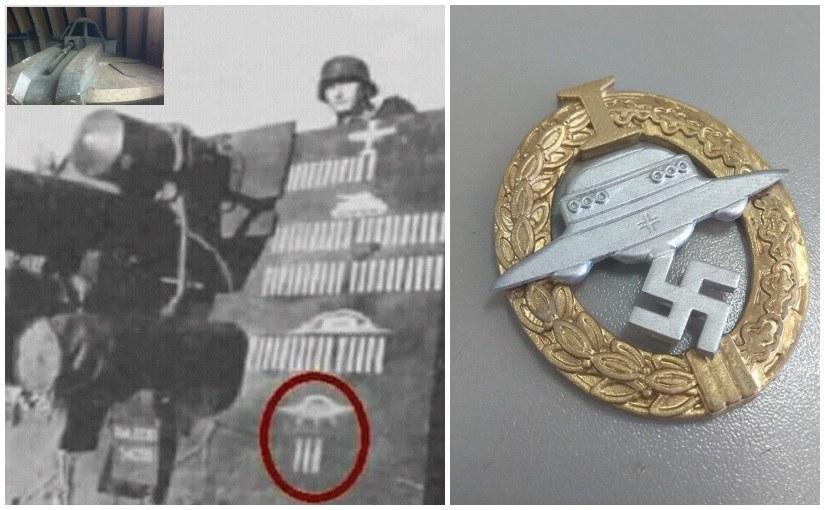 NAZI UFO – Secret Nazi Experiments.