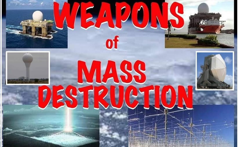 "Weapons of Mass Destruktions? Haarp, ""Nexrad"" and other sources of Electromagnetic Frequencies."