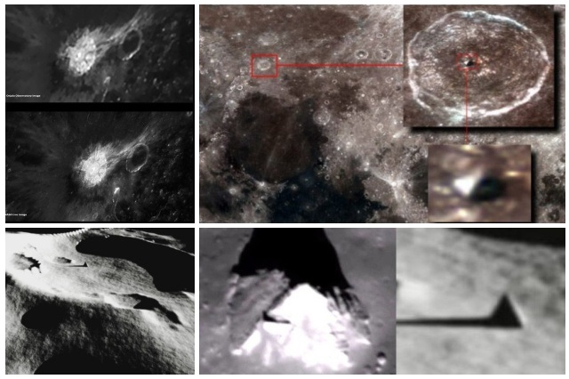 "Former NASA employee says: ""I viewed photographs of the Moon showing Pyramids and highly advanced technological objects"""