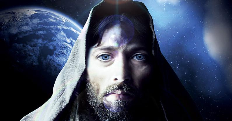 Where did Jesus Christ go when He was ascended to heaven?