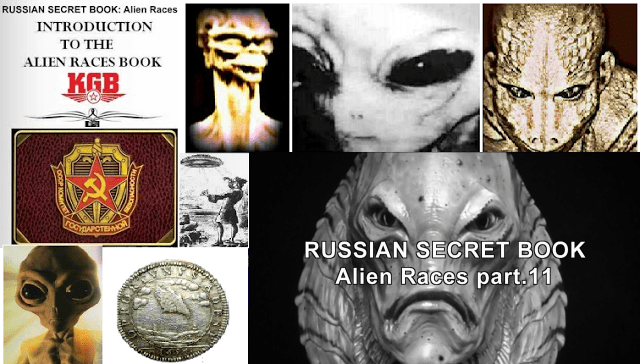 VIDEO: The Book Of An Alien Races has been Exposed