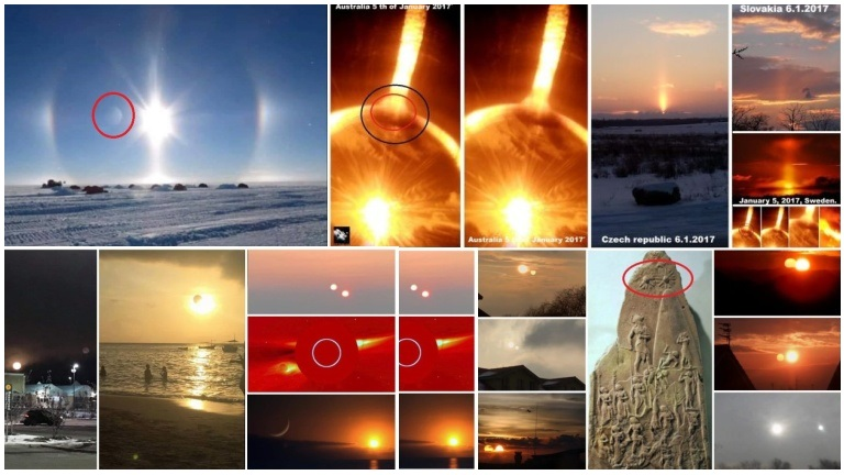 March 11, 2012.- January 27.2019 That time, many people were confused and tried to explain the unprecedented event. Mysterious Happens in the Sun – NASA Is Hidding A Truth From Us