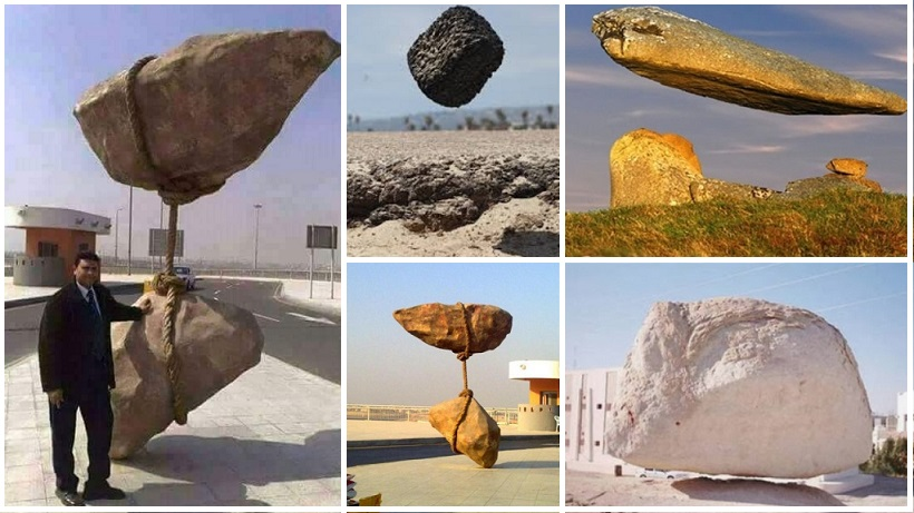 200,000 Year Old Ancient Levitation Technology That Defies the Laws of Physics