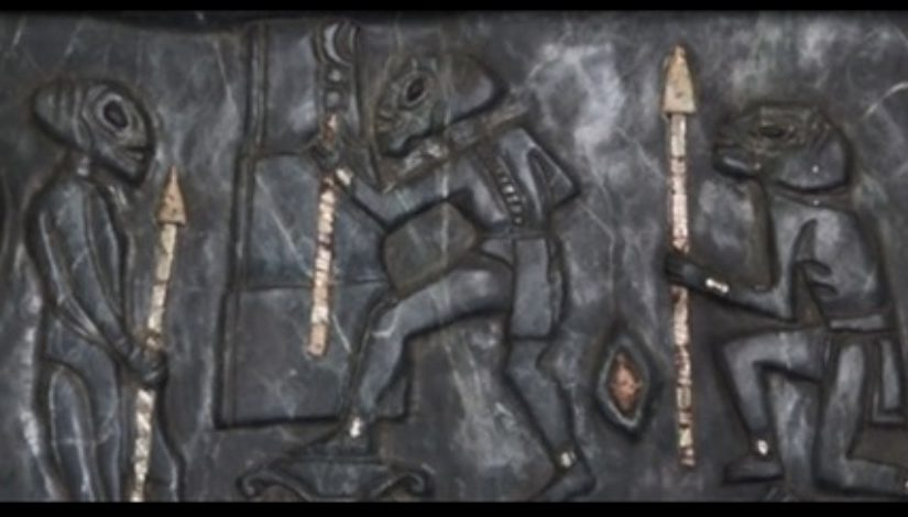 VIDEO: Vestiges of Extraterrestrials  – that were allegedly found in Guanajuato lands.