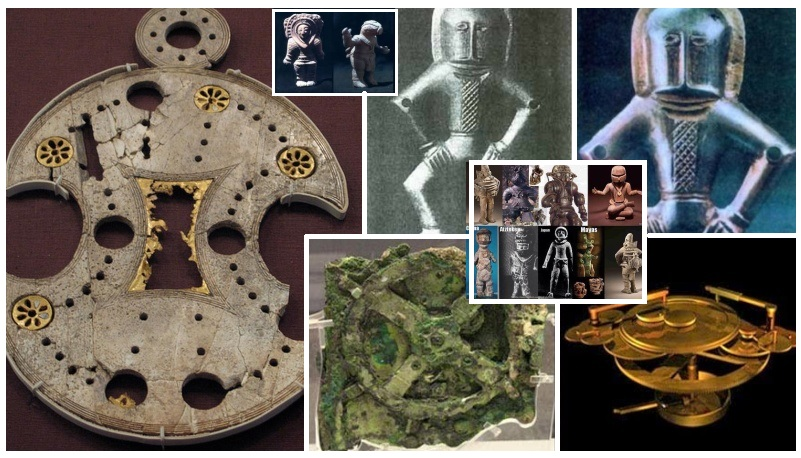 PHOTOS and VIDEOS: Advanced technology and ancient civilizations on Earth?